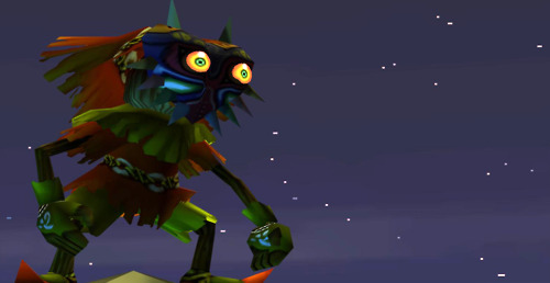 Majoras Mask Moon Giants Majora's Mask should...