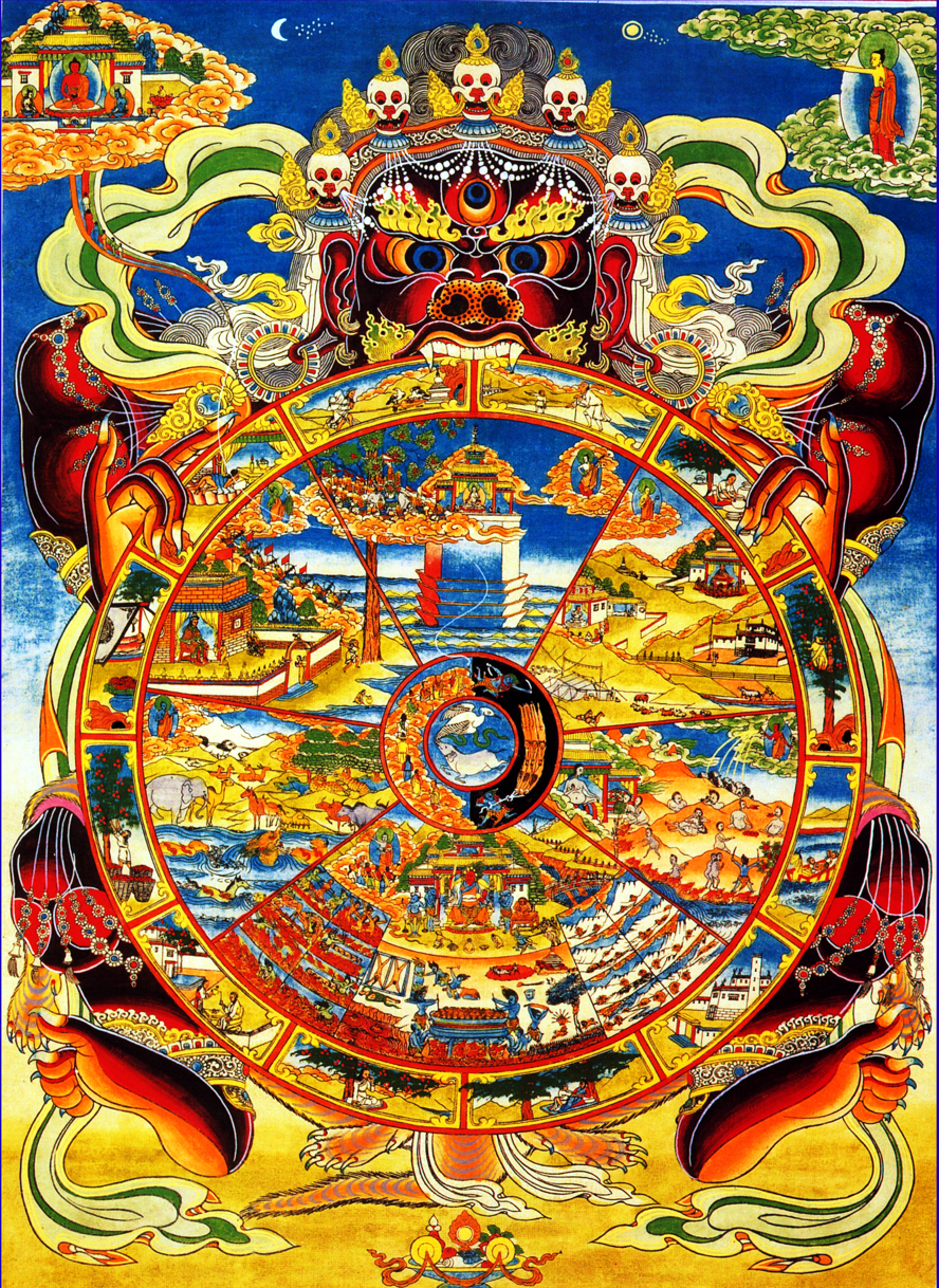 Wheel of Samsara
