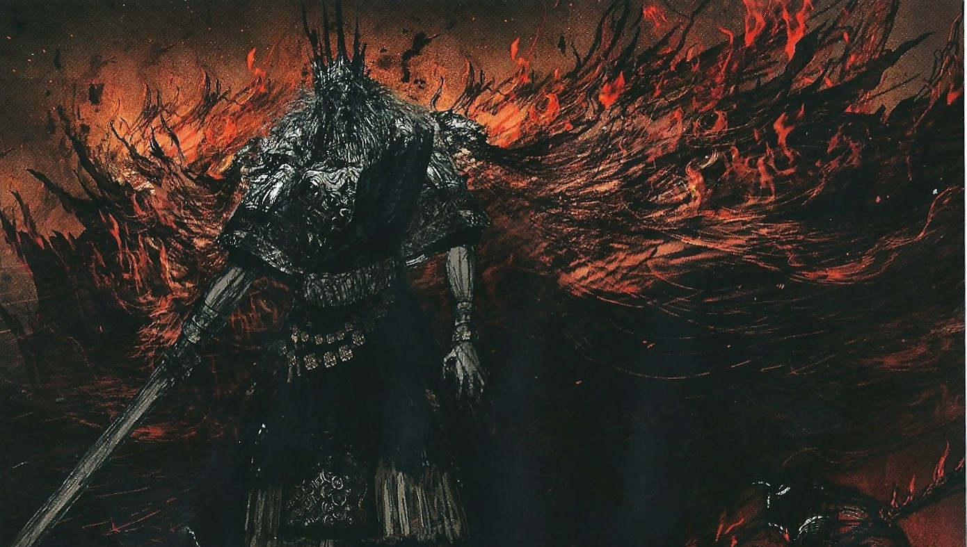 Gwyn, Lord of Cinder