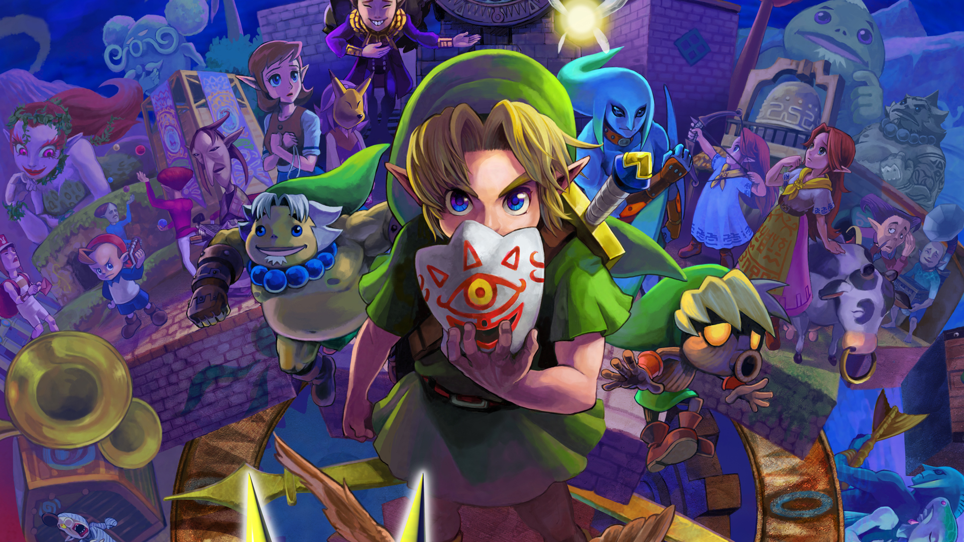 Link and Termina