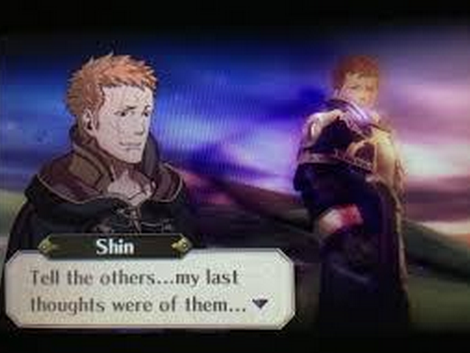 "Death in ""Fire Emblem"""