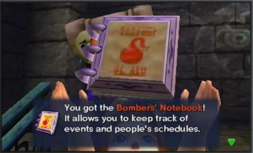 Bomber's Notebook