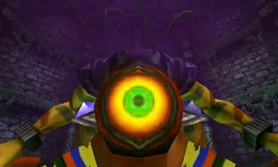 The Majoran Eyes