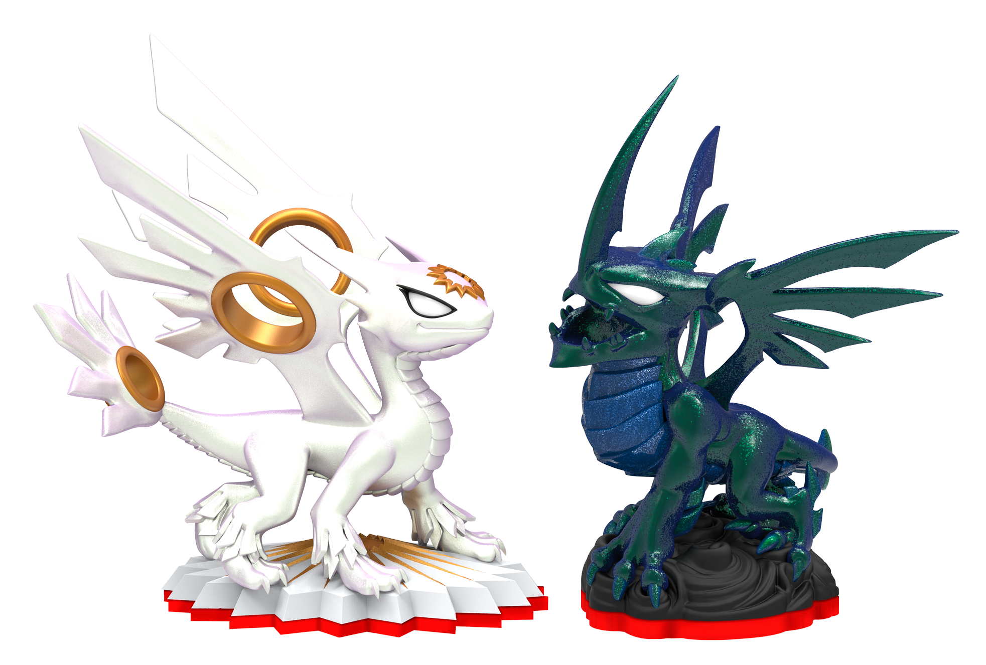 Skylanders Light and Dark