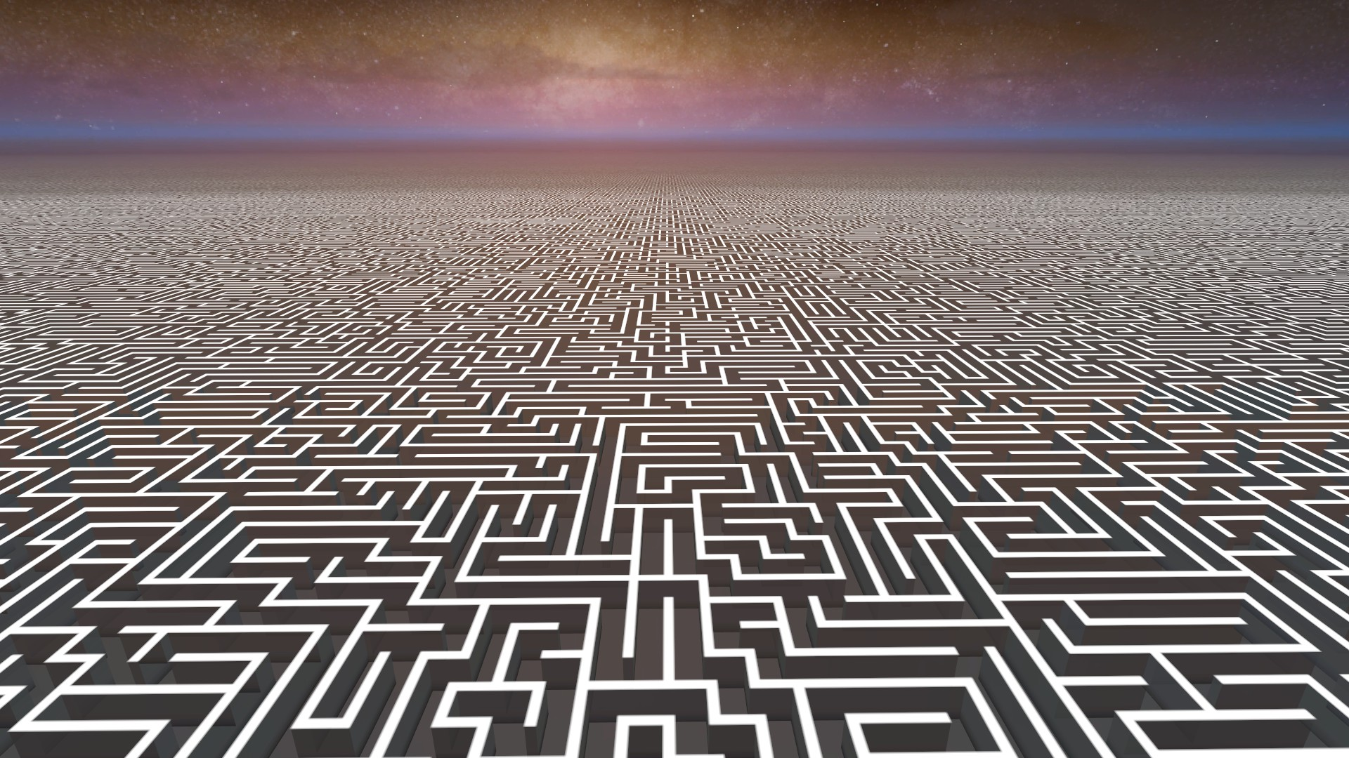 The Maze Concluding the Beginner's Guide