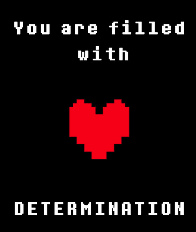 determination-in-undertale